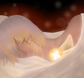 Dreams of white satin -Allen- by Dream--Catcher