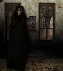 Death Makes A Phone Call