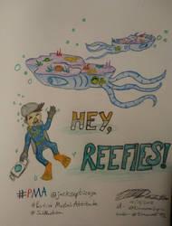 Heeeeey, Reefies!