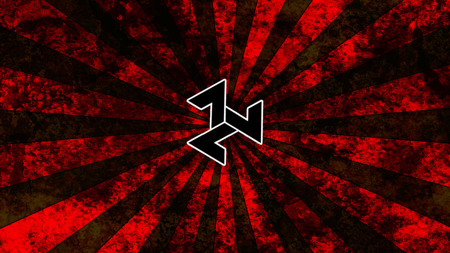 Triskele Symbol Wallpaper