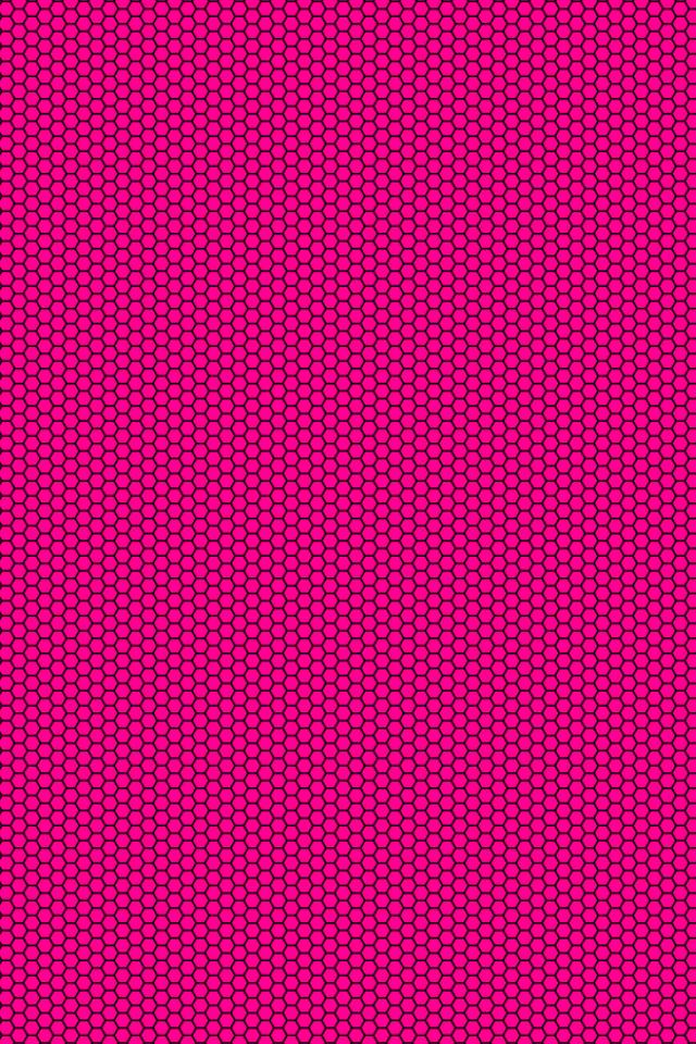 Iphone Hexagon Wallpaper