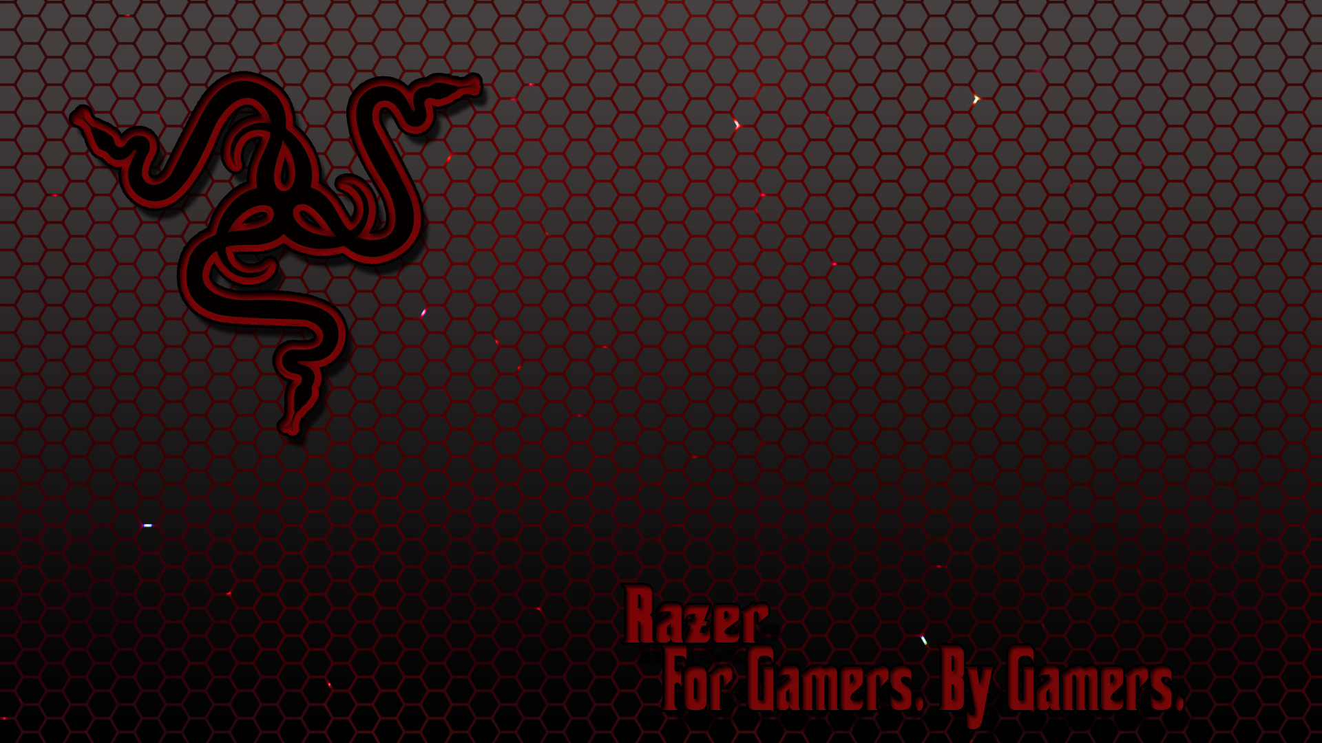 razer wallpaper 1920x1080 red - photo #5