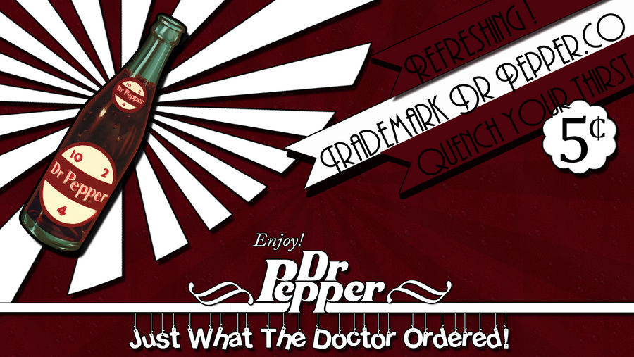 Dr Pepper Just What The Doctor Ordered Poster By Imtabe On Deviantart
