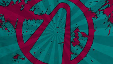 Borderlands Vault Logo Splat