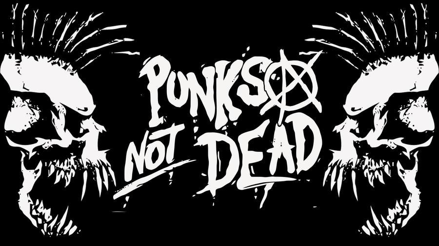 Resultado de imagen para punks not dead