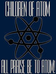 Fallout Children of Atom Poster