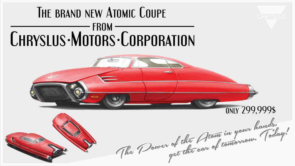 Atomic Coupe Fallout 4 Rev 1
