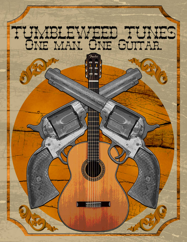 Tumbleweed Tunes Poster