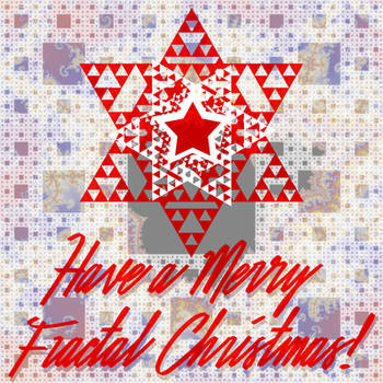 Have a Merry Fractal Christmas!