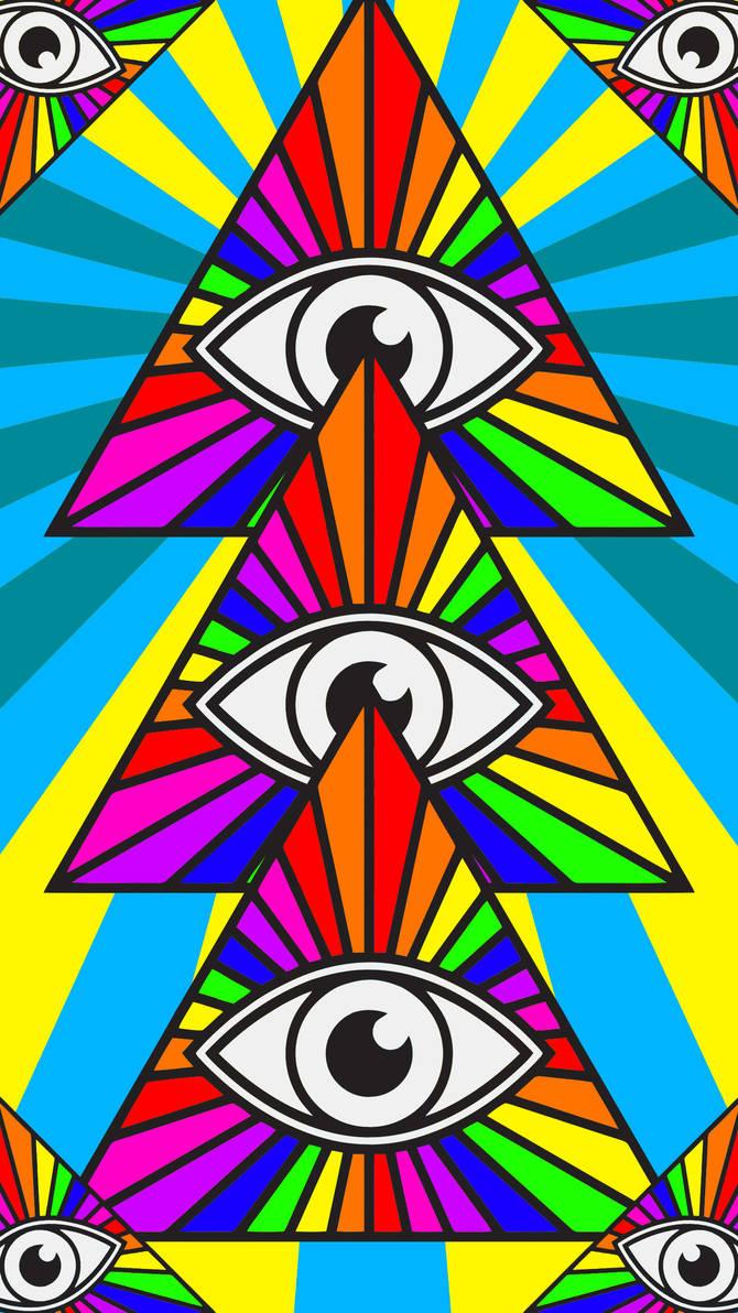 All-Seeing Eye Mobile