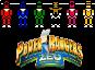 Power Rangers Zeo sprites by NitroBlaster96