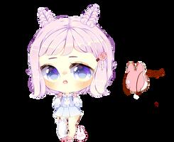 [OC] pastel by Yuriipon