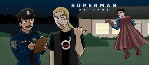 TSFG Superman Returns Title