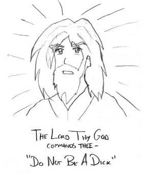 A thumbnail sketch of God