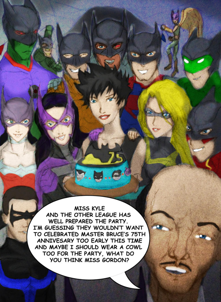 Batman Surprise Cake Ul Recipe