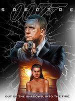 007 Spectre by BLAIZEMAN