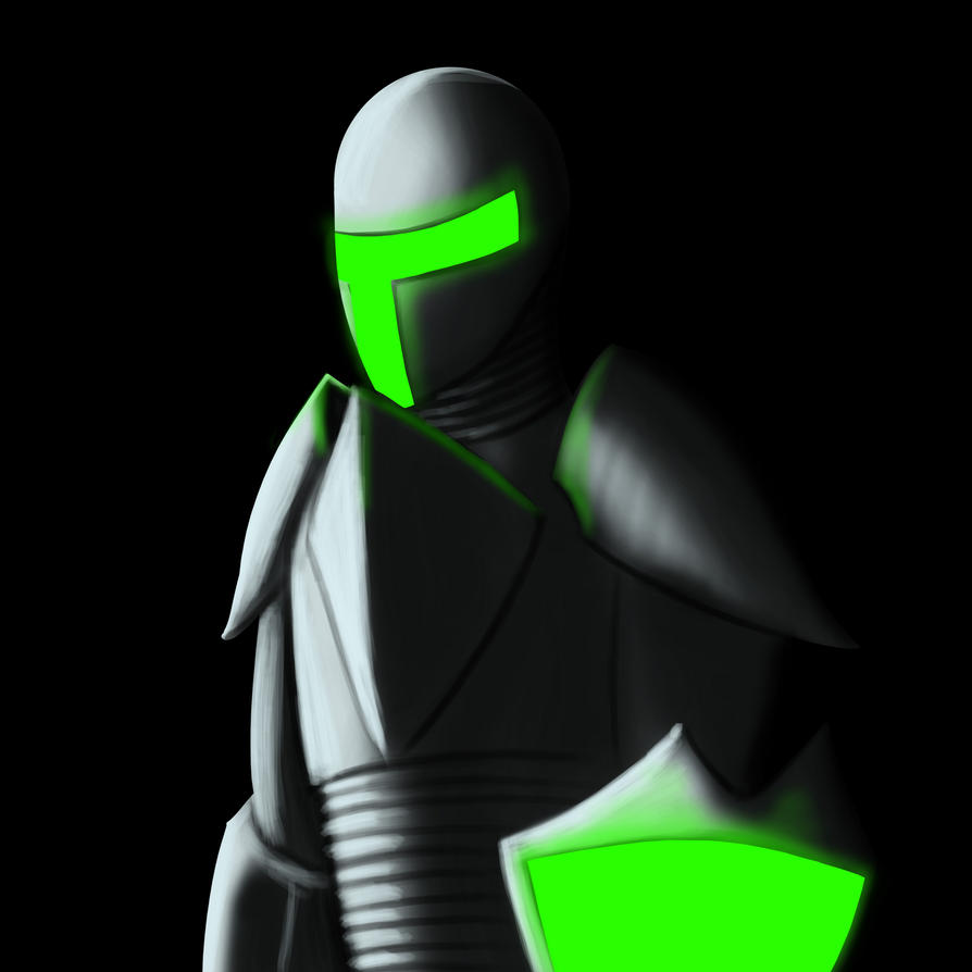 BBT Super Hero Cyber Knight by TheGreyPersona