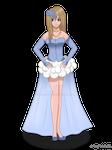 Bubbly Skirt