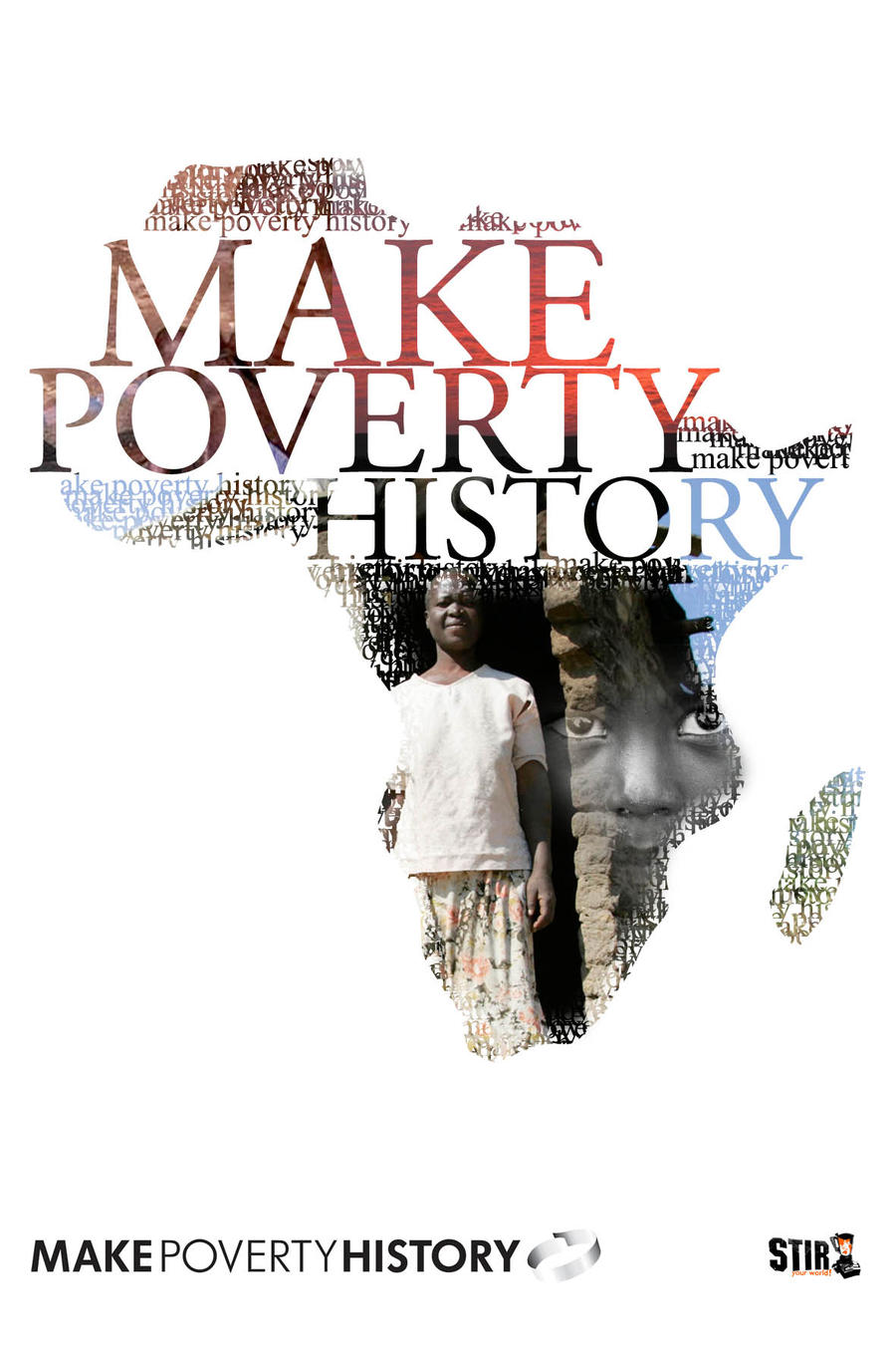 make poverty history essay The most significant lesson the film can offer is that there have been many different types of seemingly unavoidable poverty throughout history but today, for the first time, it is finally possible to make poverty, history.