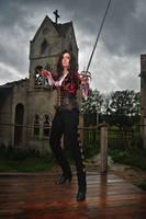 Anna Valerious Van Helsing by Elanor-Elwyn