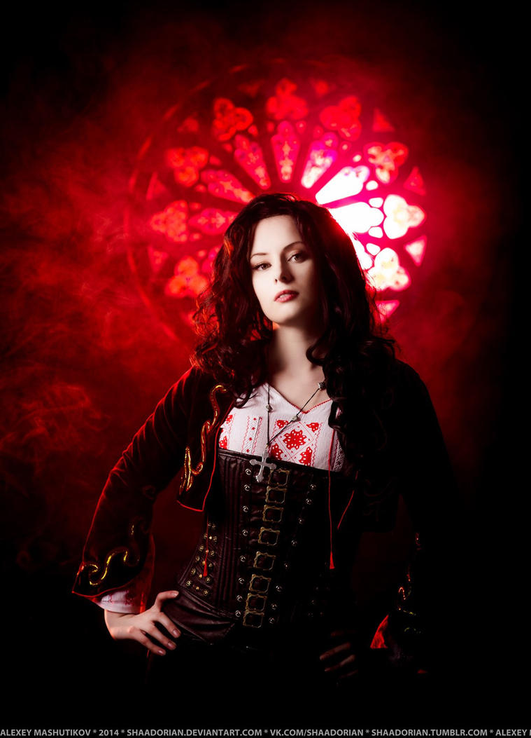 Anna Valerious - Van Helsing by Elanor-Elwyn