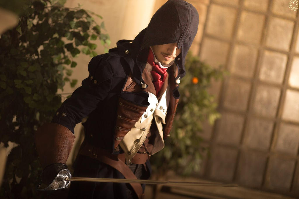 The Fearless Assassin - Arno Dorian - AC Unity by Elanor-Elwyn