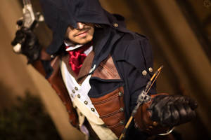 Phantom blade kills - 3/3  Arno Dorian - AC Unity by Elanor-Elwyn