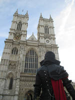 To Westminster Abbey viewpoint - Evie Frye by Elanor-Elwyn