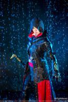 The Intrepid Sister, Master-Assassin Evie Frye by Elanor-Elwyn