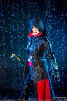 The Intrepid Sister, Master-Assassin Evie Frye