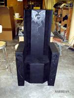 My Throne by Saerias