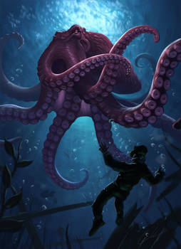 Octopus of the Deep