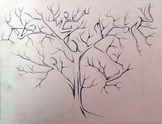 Family Tree Reworked by Xandu-San