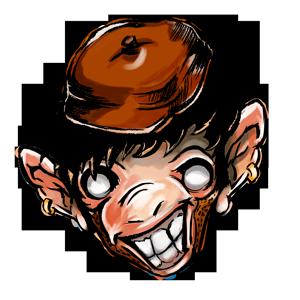 Artmonkey head icon by RobertNat