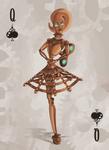 Automaton: Queen of Spades