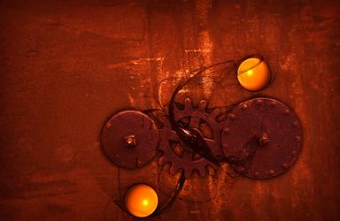 Steampunk Pearls by jilta