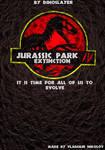 Fan made Jurasic Park poster