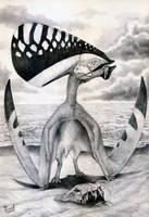 Tupandactylus imperator by T-PEKC