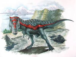 T. rex by T-PEKC