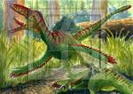Deinonychus - Scarface
