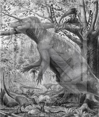 Skull Island Reborn fictitious archosaurs