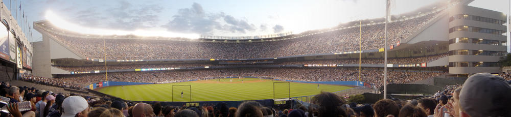 Yankees Stadium by XtremePenguin