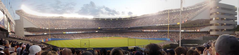 Yankees Stadium by XtremePenguin