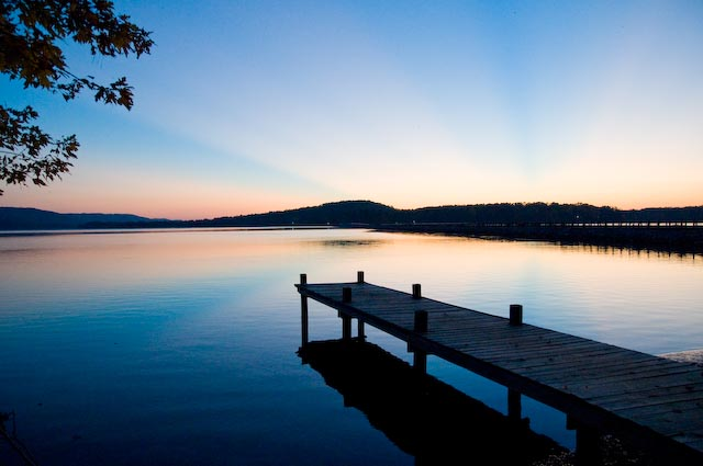 Alabama Sunset by slimetrail