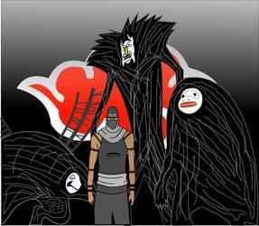 Naruto - Kakuzu by tutor71