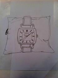 My Rist Watch by tutor71