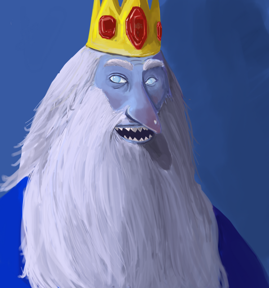 Ice King by PinkisPractical