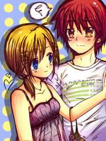 :::OC Couple::: by buffy23adj
