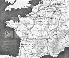 2013 - Frankenreich / Frankish Empire by crumpled