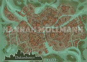 2016 - Splittermond - Dakardsmyr by crumpled